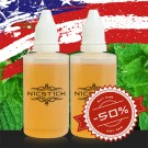 Buy 1-Get 1 50% Off 50ml Eliquid (price for 2 bottles)