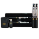 Ego Tank DUO Clear Electronic Cigarette - ecigarettes