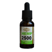 HEMP Oil-2500mg (Full Spectrum CBD)