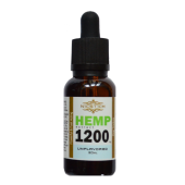 HEMP Oil-1200mg (Full Spectrum CBD)